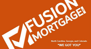 FUSION Mortgage Inc - Business Card Back