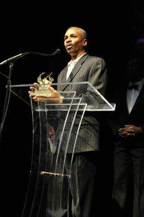 Jerry Smith stellar-award-win