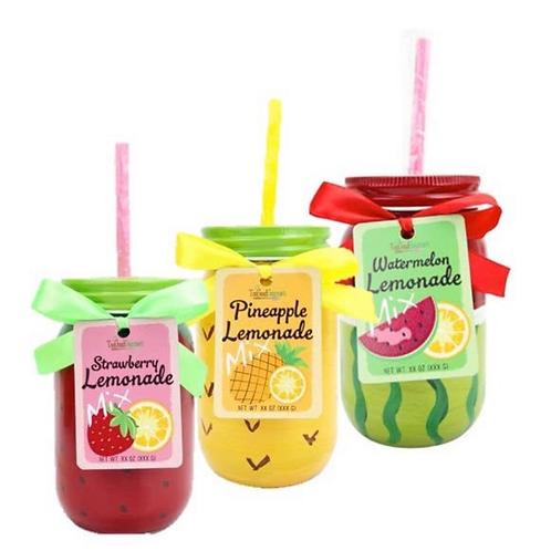 Mason Jar Lemonade Drink Mix