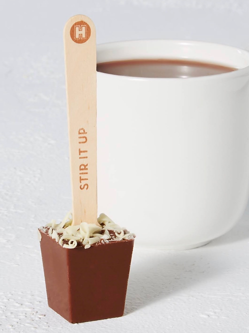 Hot Chocolate Dunking Stick