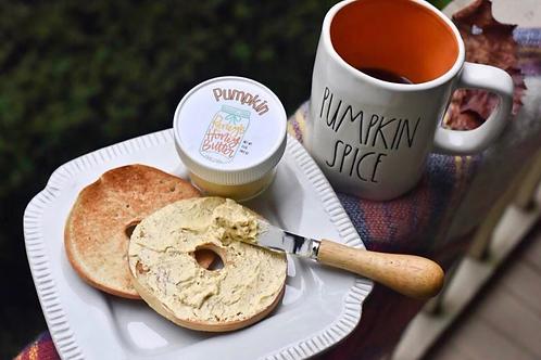 Breakfast Bagel & Butter