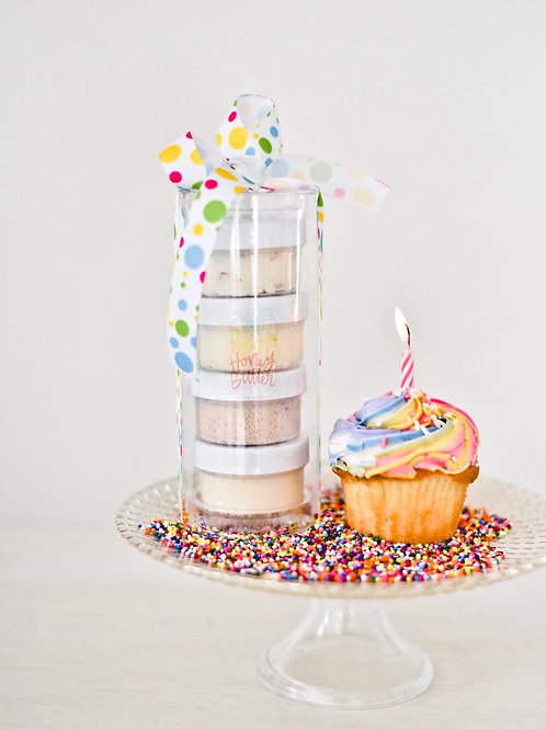 Reney's Honey Butter Mini Jars (4-count)
