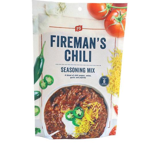 Fireman's Chili