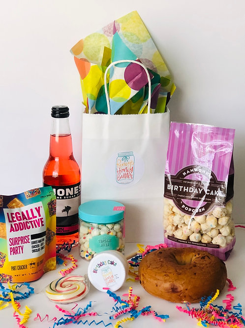 Birthday Pack! -Local Delivery Only!