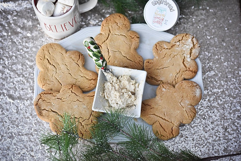 Gingerbread Honey Butter