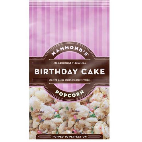 Birthday Cake Popcorn