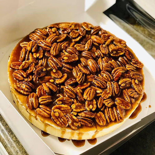 Butter Pecan Cheesecake: Thanksgiving Pre-Order!