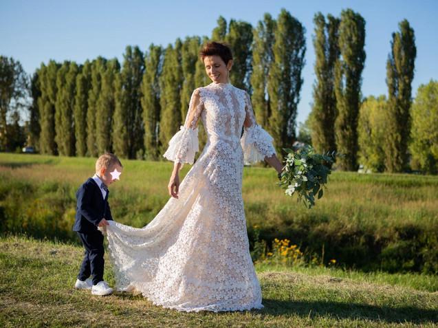 Il vestito della mamma