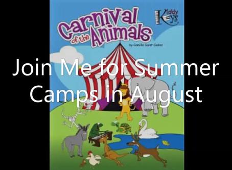 Summer Camps Registration