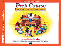 Sample of the Alfred Prep Course book.