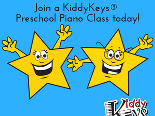 Summer Camp - KiddyKeys Group Preschool Classes