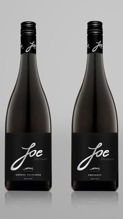 Flaschendesign I Josef Docker