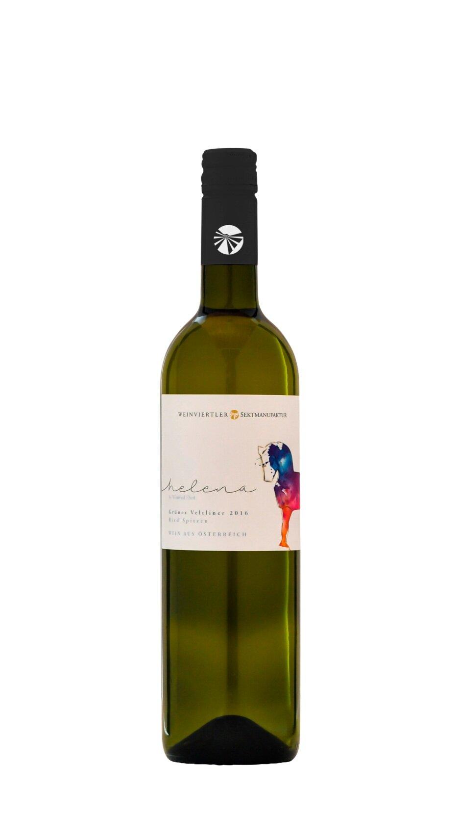 Flaschendesign I Weinviertler Sektmanufaktur