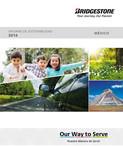 Focaliza Bridgestone sus acciones en sustentabilidad