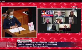 Urgente actuar contra la violencia sexual contra menores: Vázquez Mota