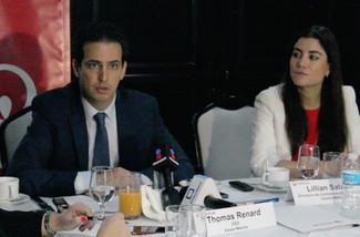 VEOLIA, empresa comprometida con el cambio climático se hace presente en la Cumbre Bienal de Alcalde