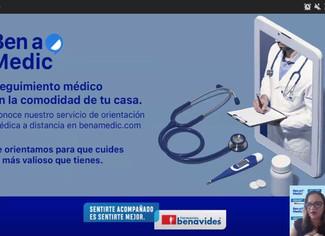 Ben A Medic hace de la telemedicina una mejor solución
