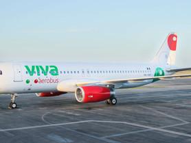 Consolida Viva Aerobus crecimiento en vuelos y flexibilidad de accesos