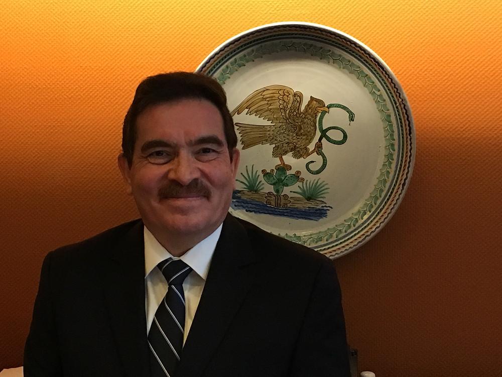 Carlos Flores Macías, director General de Conermex