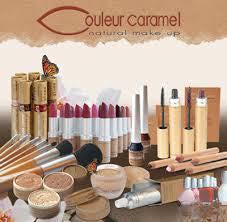 COULEUR CARAMEL Maquillage Bio