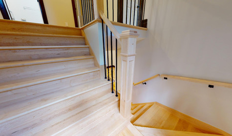 STAIRWAY AFTER