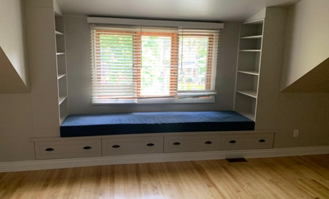 Before of Master Bedroom