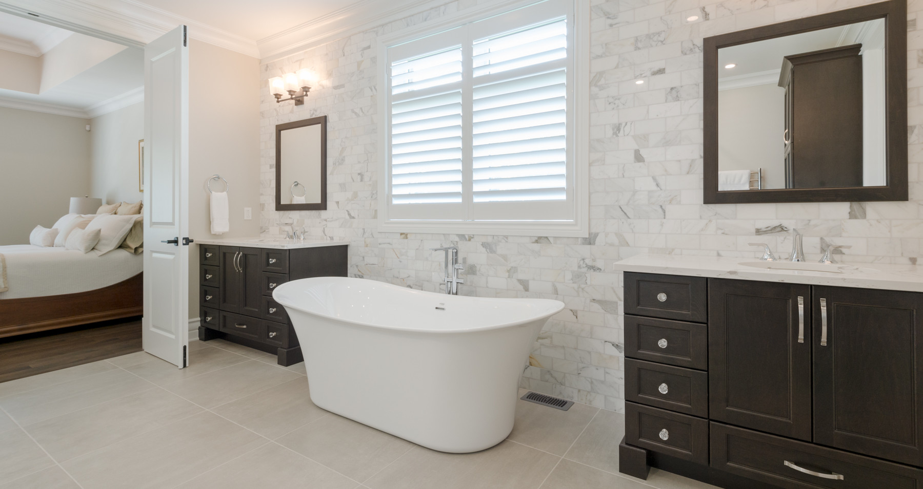 En-suite Master Bathroom