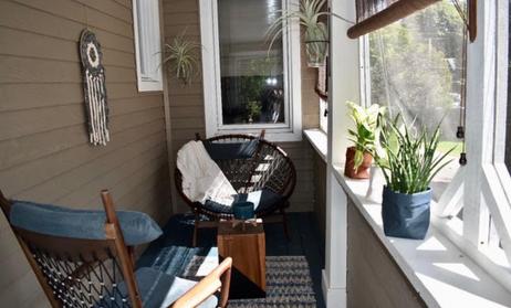 Porch Oasis