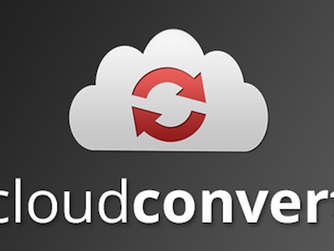 CloudConvert – המרת כל קובץ מפורמט אחד לאחר