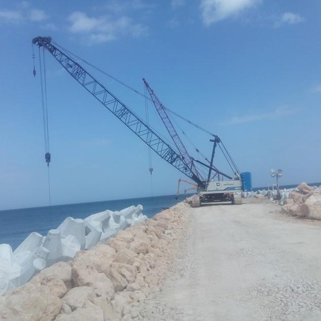Duqm Fishery Harbour