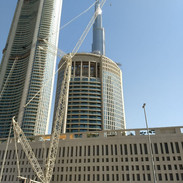 Barj Vista Tower Crane Removal