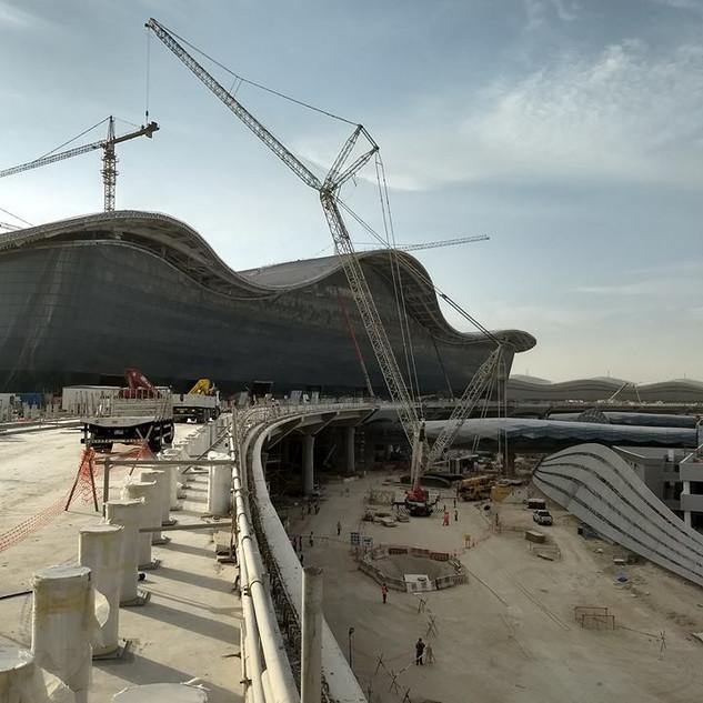 Abu Dhabi Airport Expansion