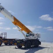Maldives island construction