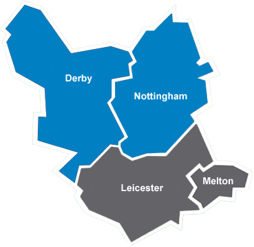 Nottingham / Derby