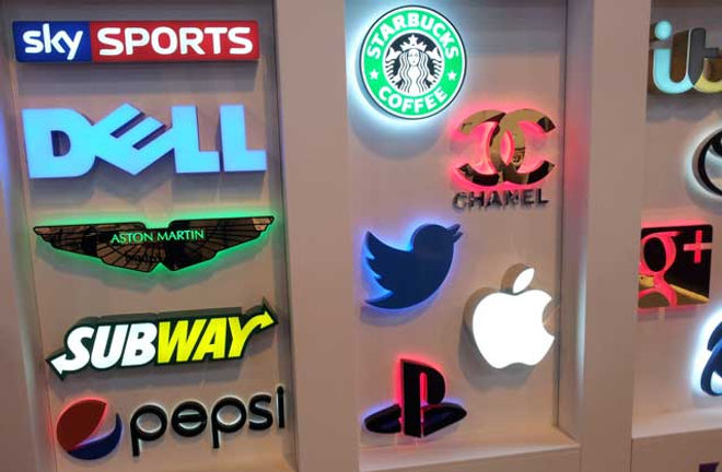 Neon, LED, Halo Lit Signs