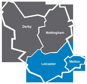 Melton / Leicester