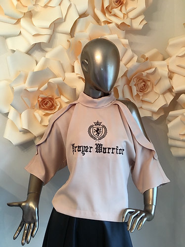 Martha Warrior Princess Top