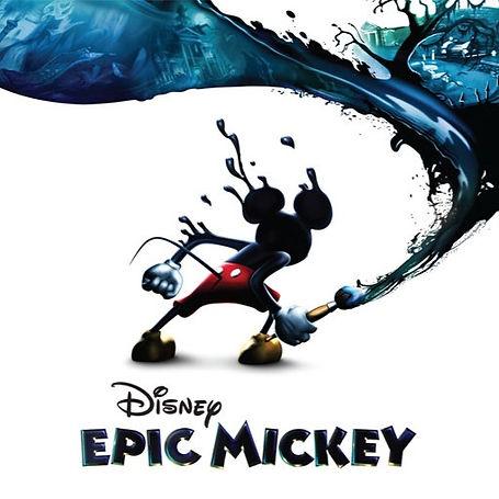 Epic Mickey (VG) (2010)