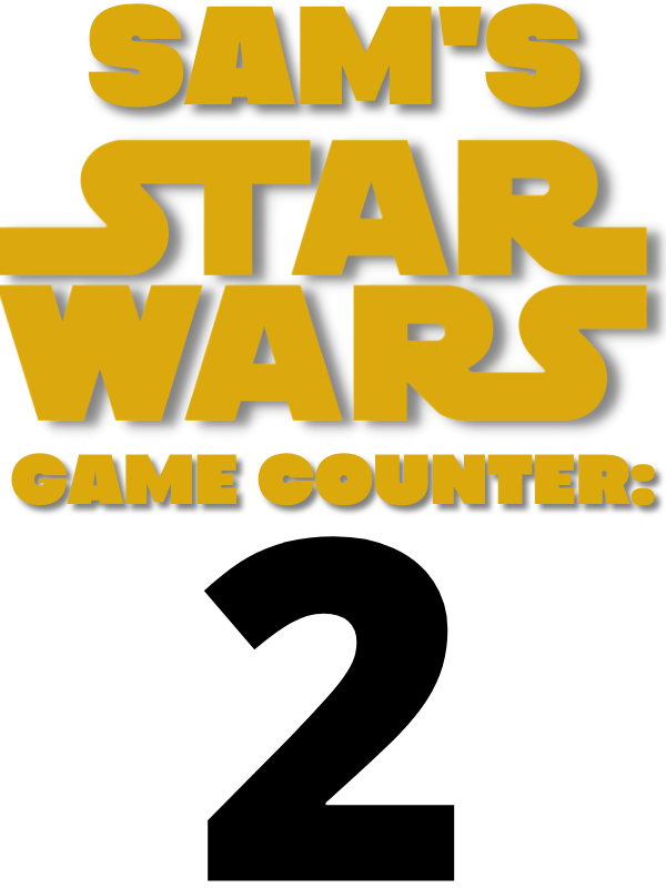 Composer Samuel Joseph Smythe's 2nd Star Wars Video Game