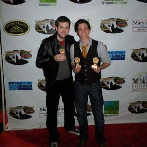 Best Original Score - Idyllwild International Festival of Cinema 2012