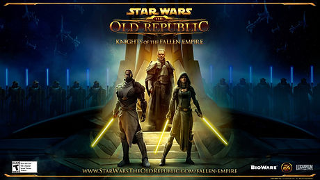 Star Wars: The Old Republic - Knights of the Fallen Empire (VG) (2015)