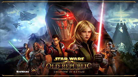 Star Wars: The Old Republic - Shadow of Revan (VG) (2014)