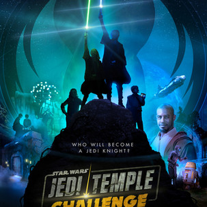 Star Wars: Jedi Temple Challenge