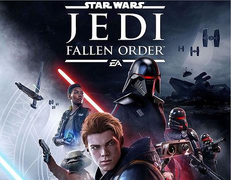 Star Wars Jedi: Fallen Order (VG) (2019)