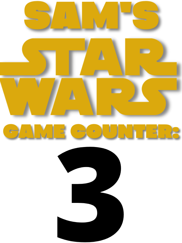 Composer Samuel Joseph Smythe's 3rd Star Wars video game project