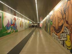 Milan Subway, Italy