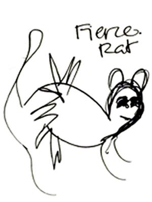 Fierce Rat