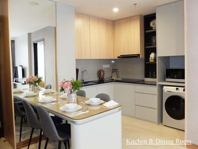 Sudirman Hill Residences, 2 Bedroom