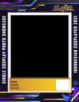New CLASH Single Photo Showcase Frame 20