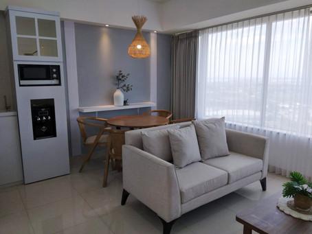 [Ready] Newport lantai 22 (2 Bedroom 61m2) Sewa Rp. 240 Juta per Tahun